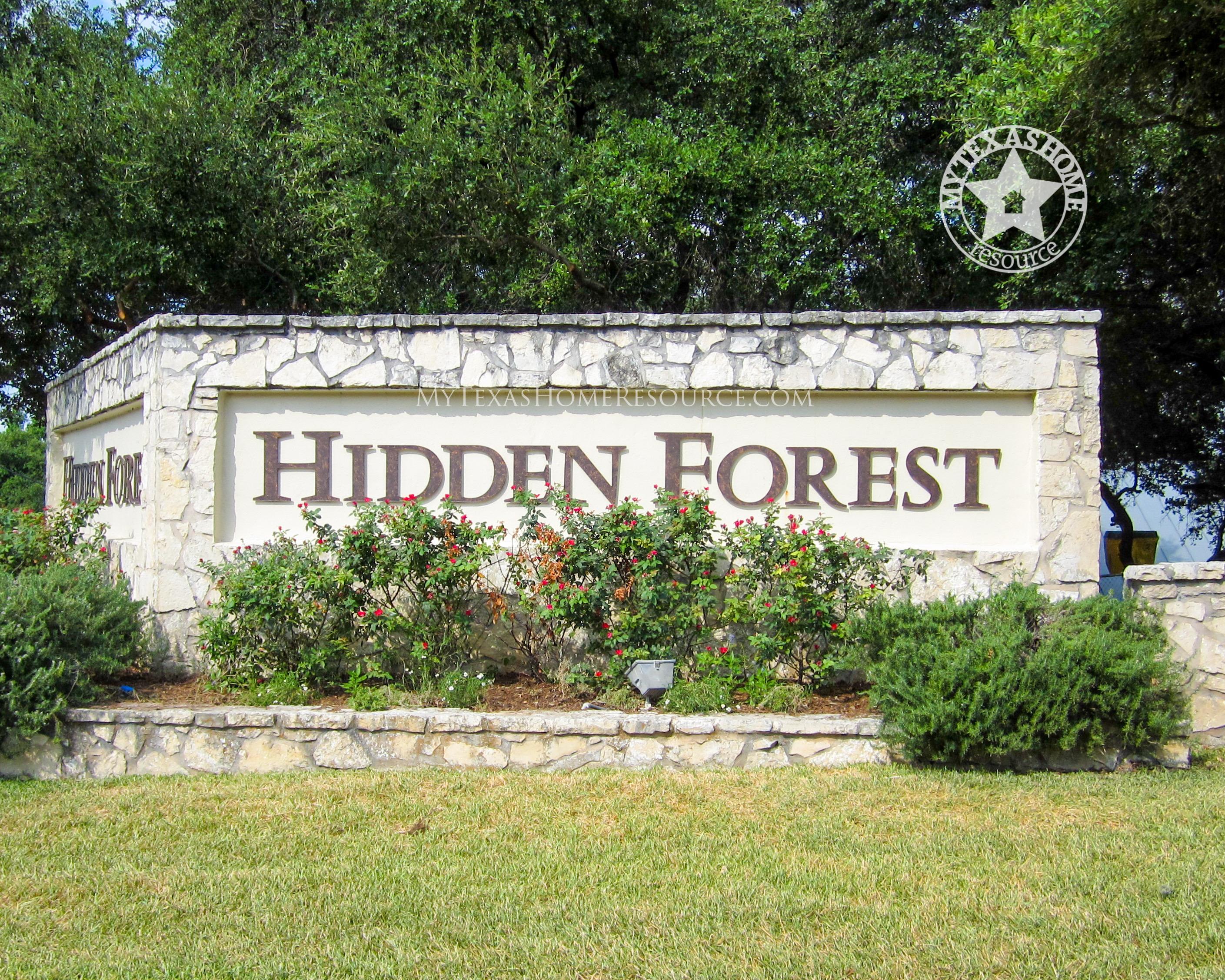 Hidden Forest Community
