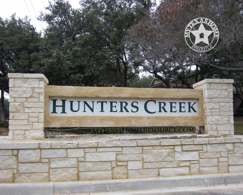 Hunters Creek Community San Antonio, TX