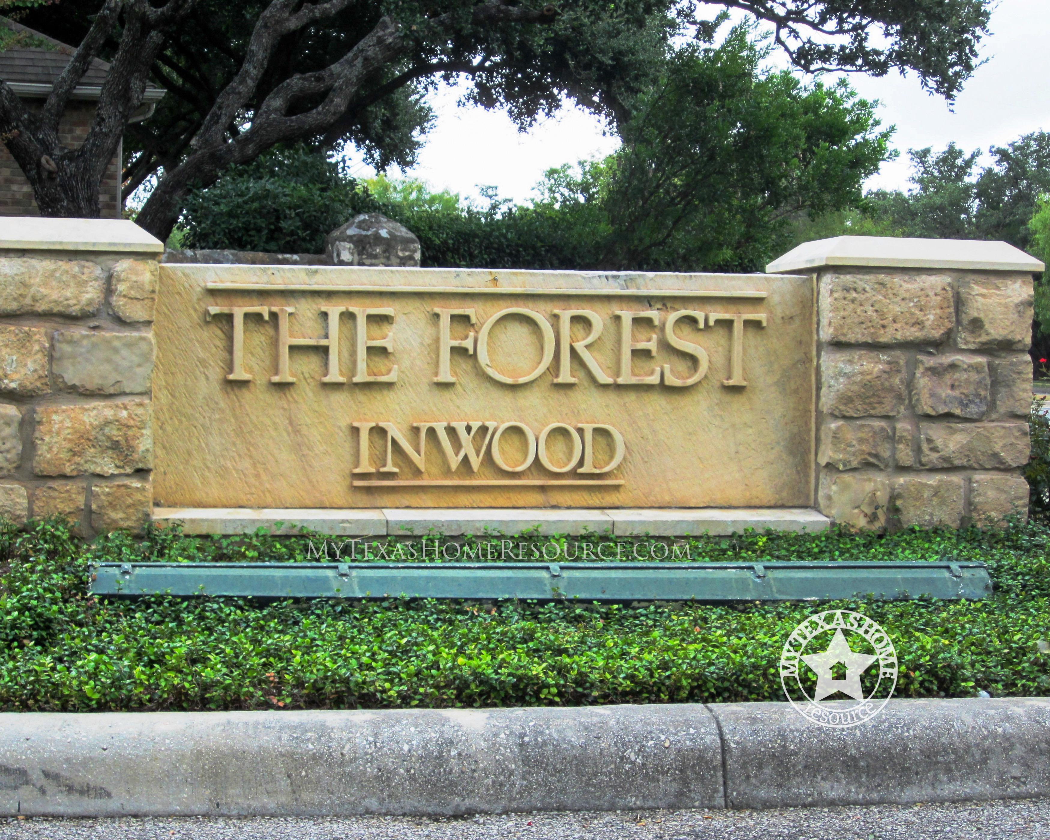 The Forest Inwood Community San Antonio, Texas