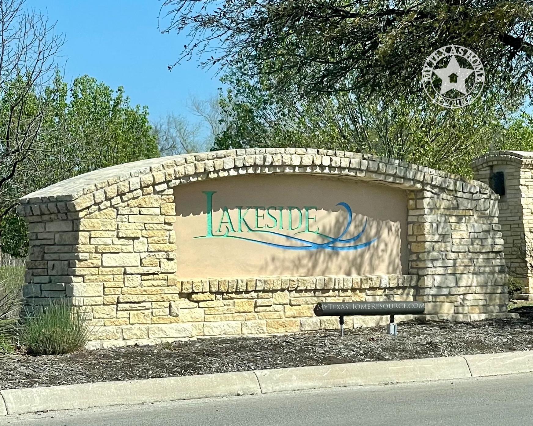 Lakeside Community San Antonio, TX