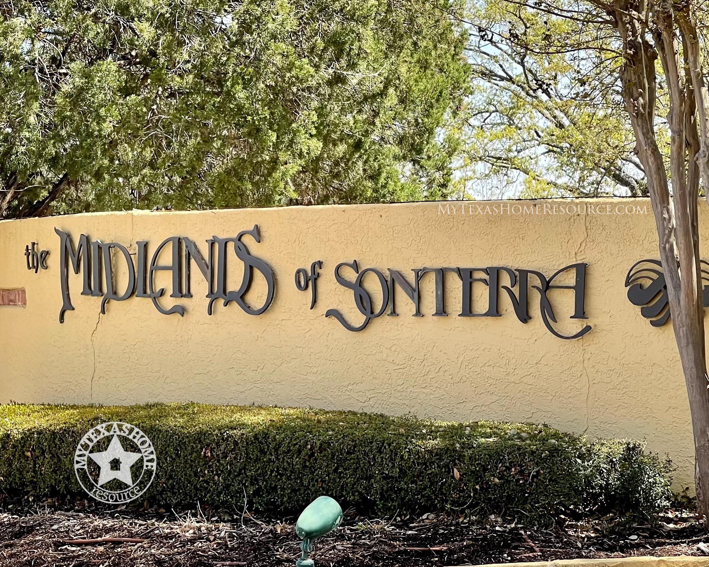 Sonterra The Midlands Community San Antonio, TX