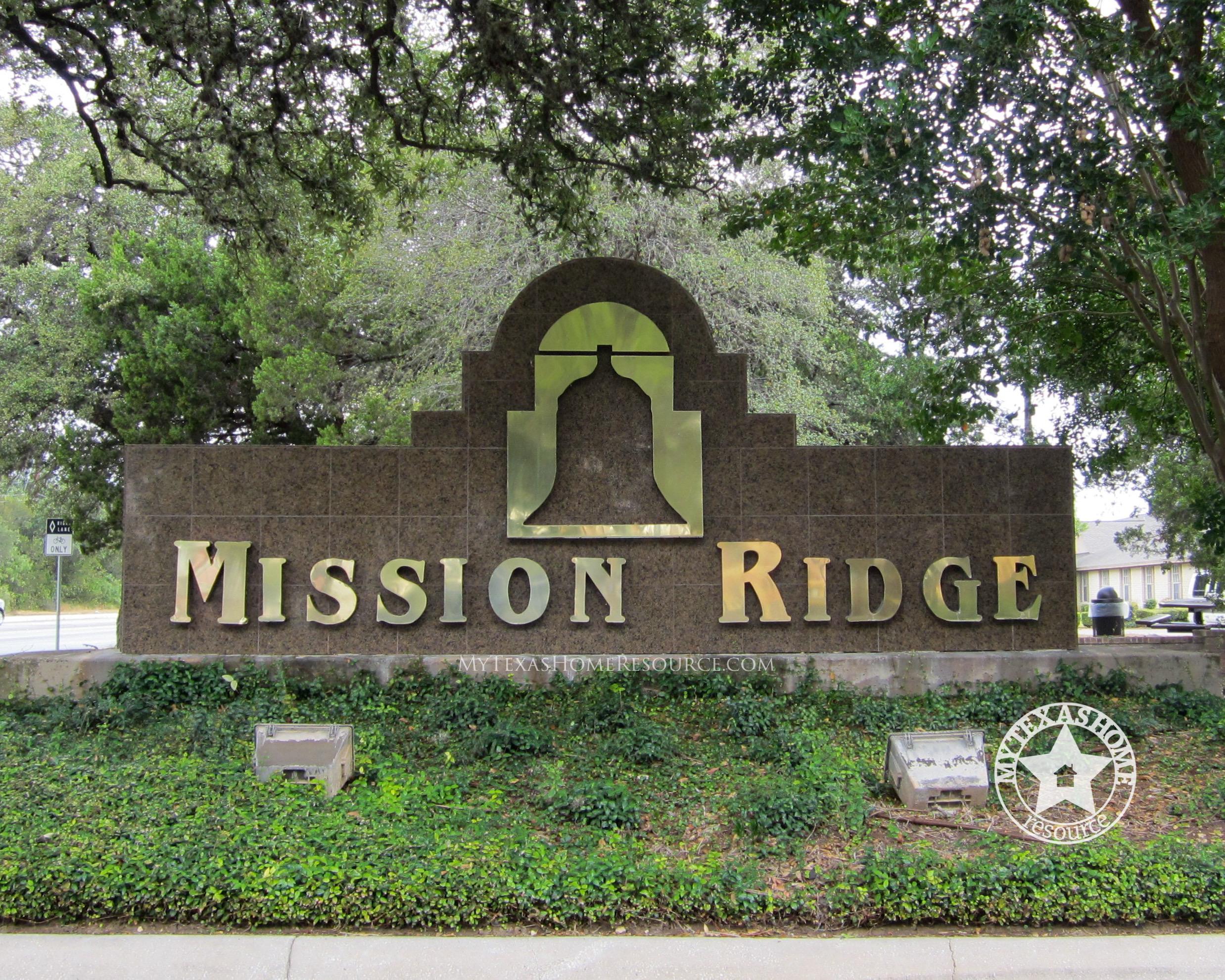 Mission Ridge Community