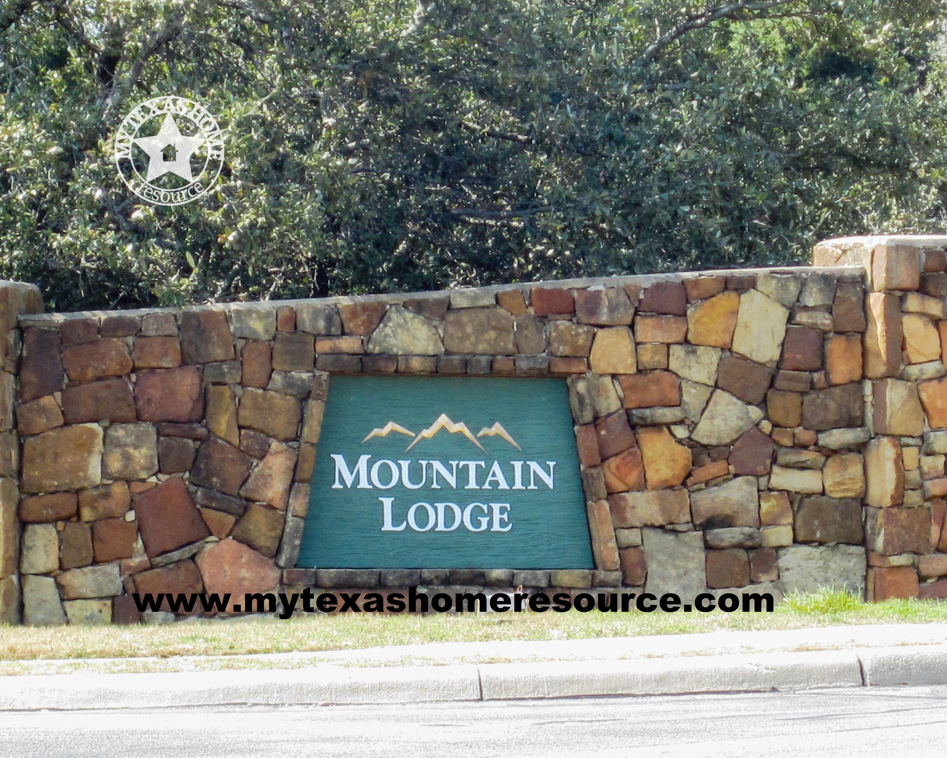 Mountain Lodge Community San Antonio, TX
