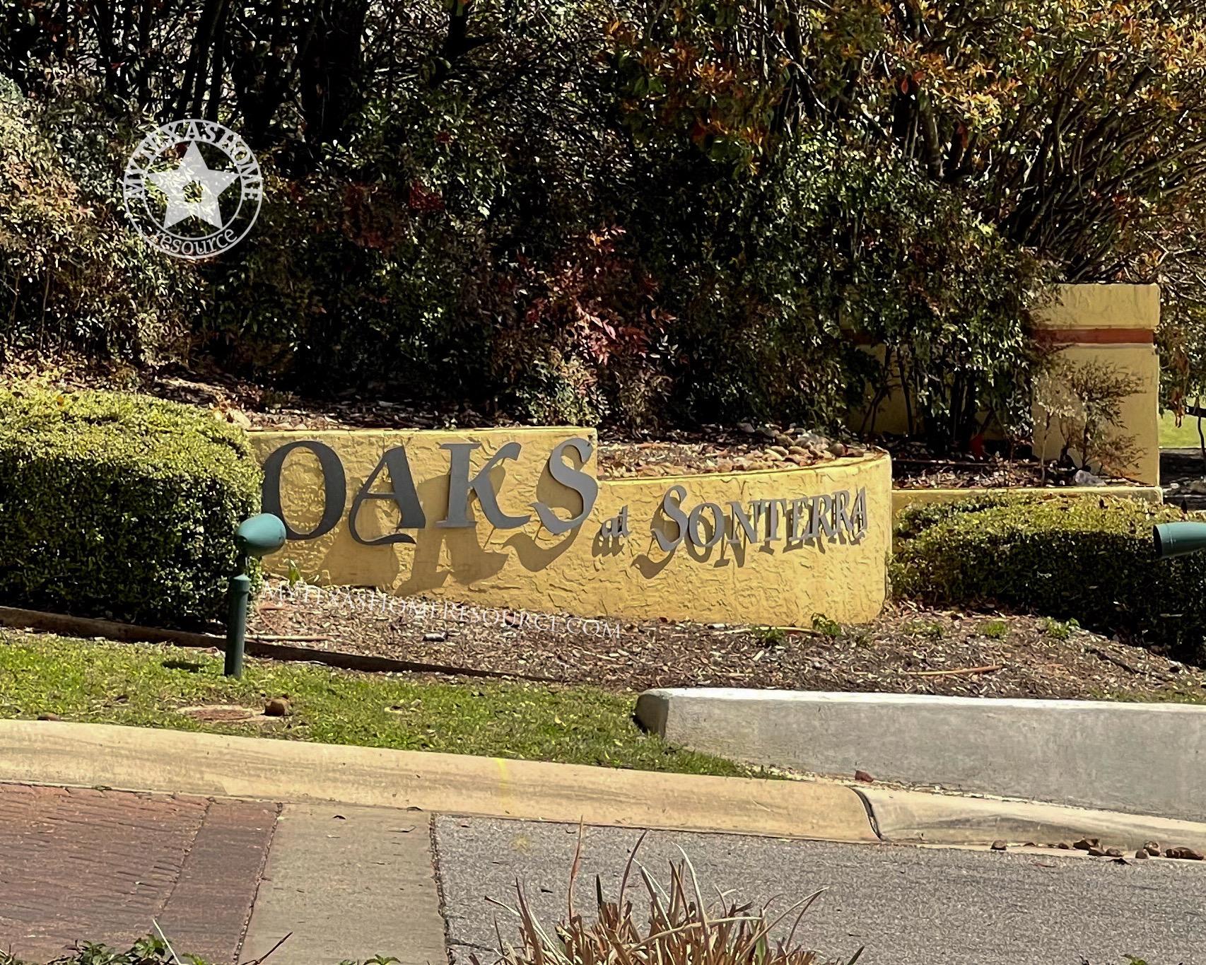 Oaks at Sonterra Community San Antonio, TX