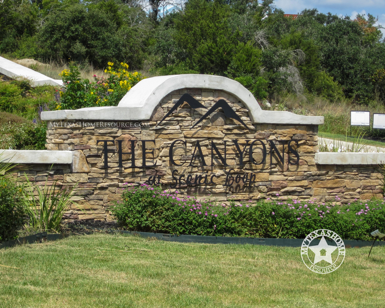 The Canyons At Scenic Loop Community San Antonio, TX