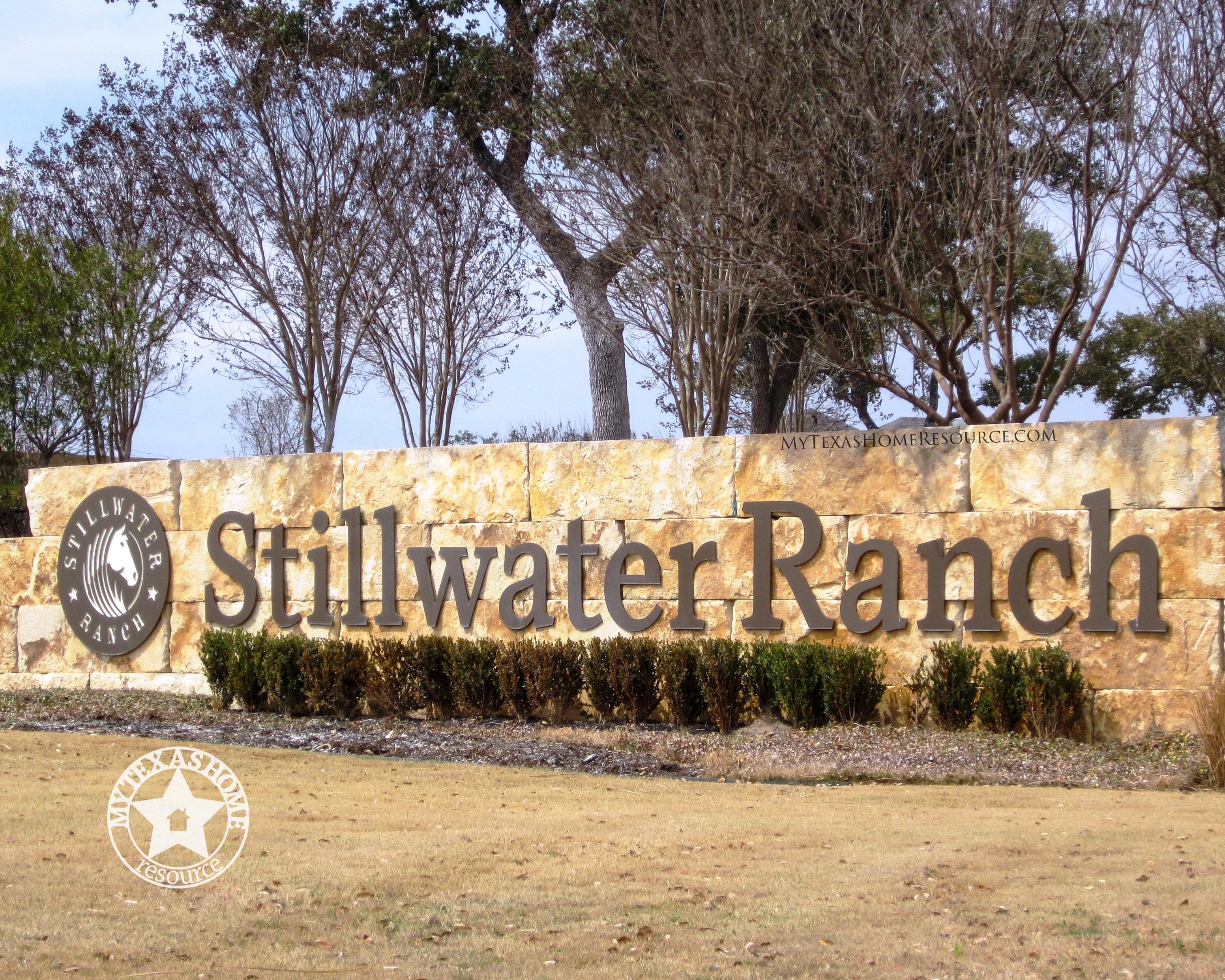 Stillwater Ranch Community San Antonio, TX