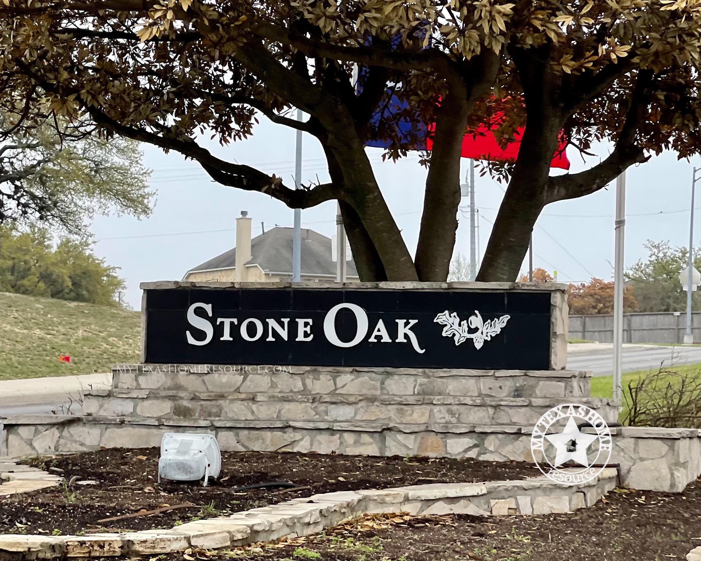 Stone Oak Community San Antonio, TX