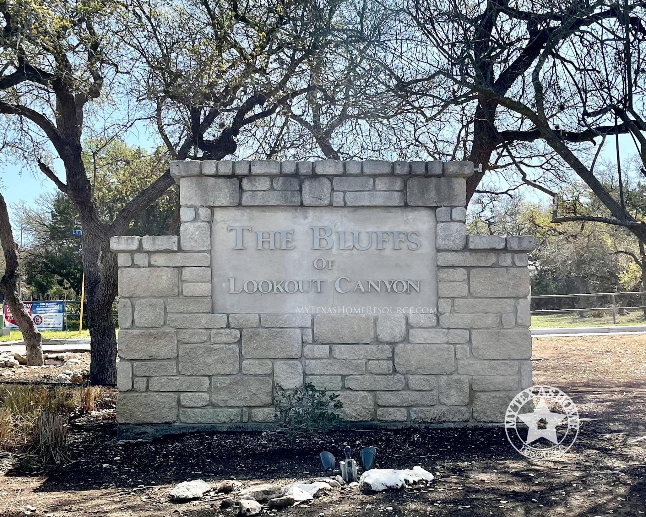 Bluffs Community San Antonio, TX
