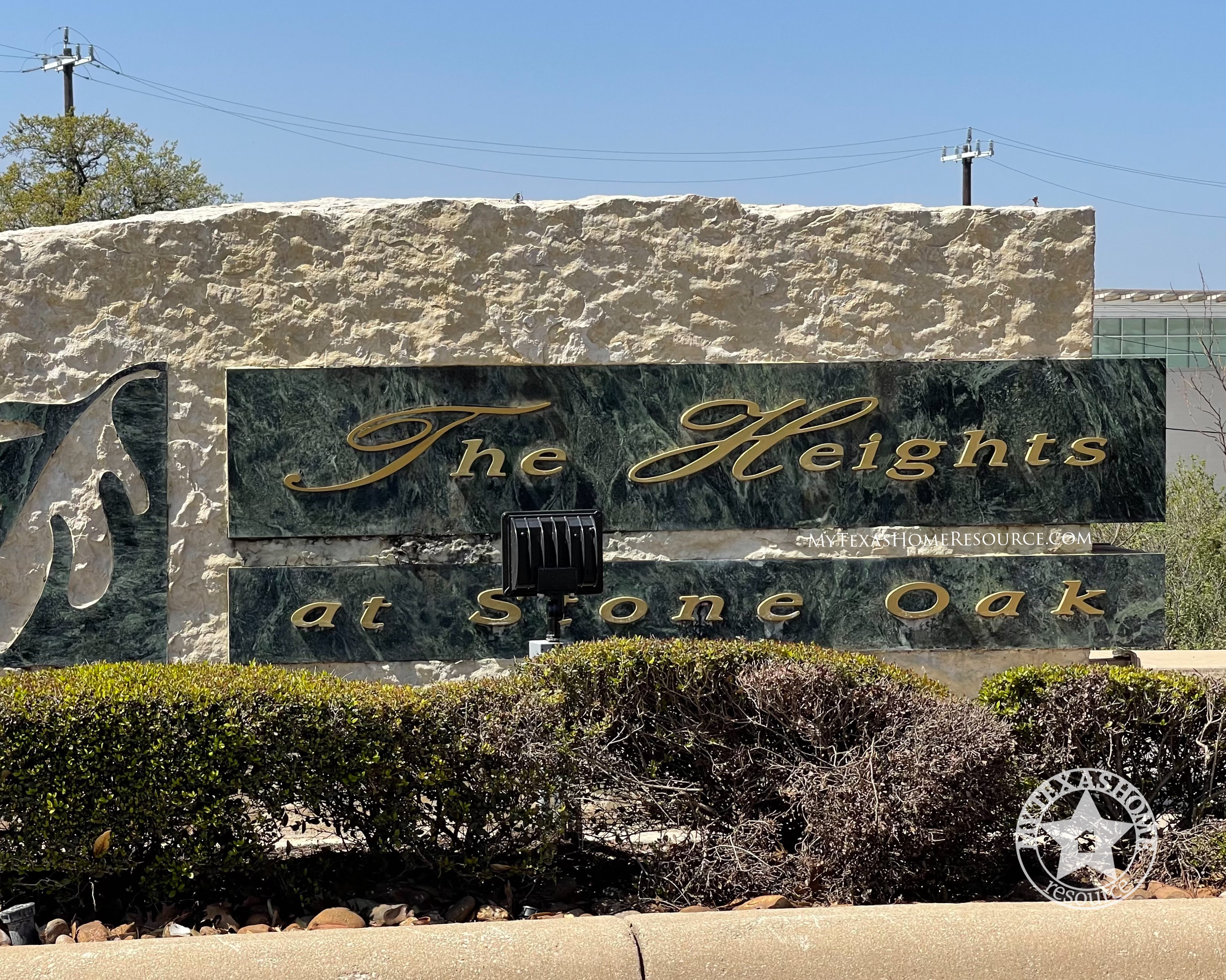 Heights At Stone Oak Community San Antonio, TX