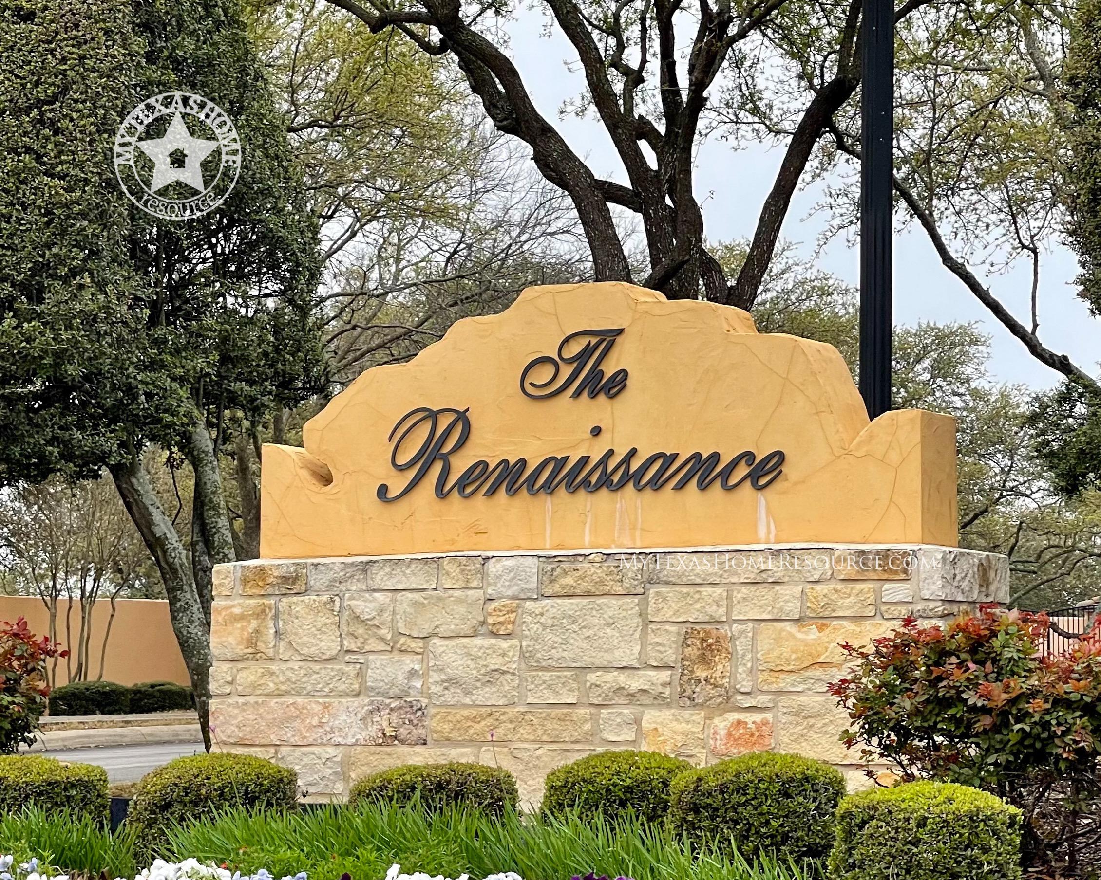 Renaissance at the Dominion Community San Antonio, TX