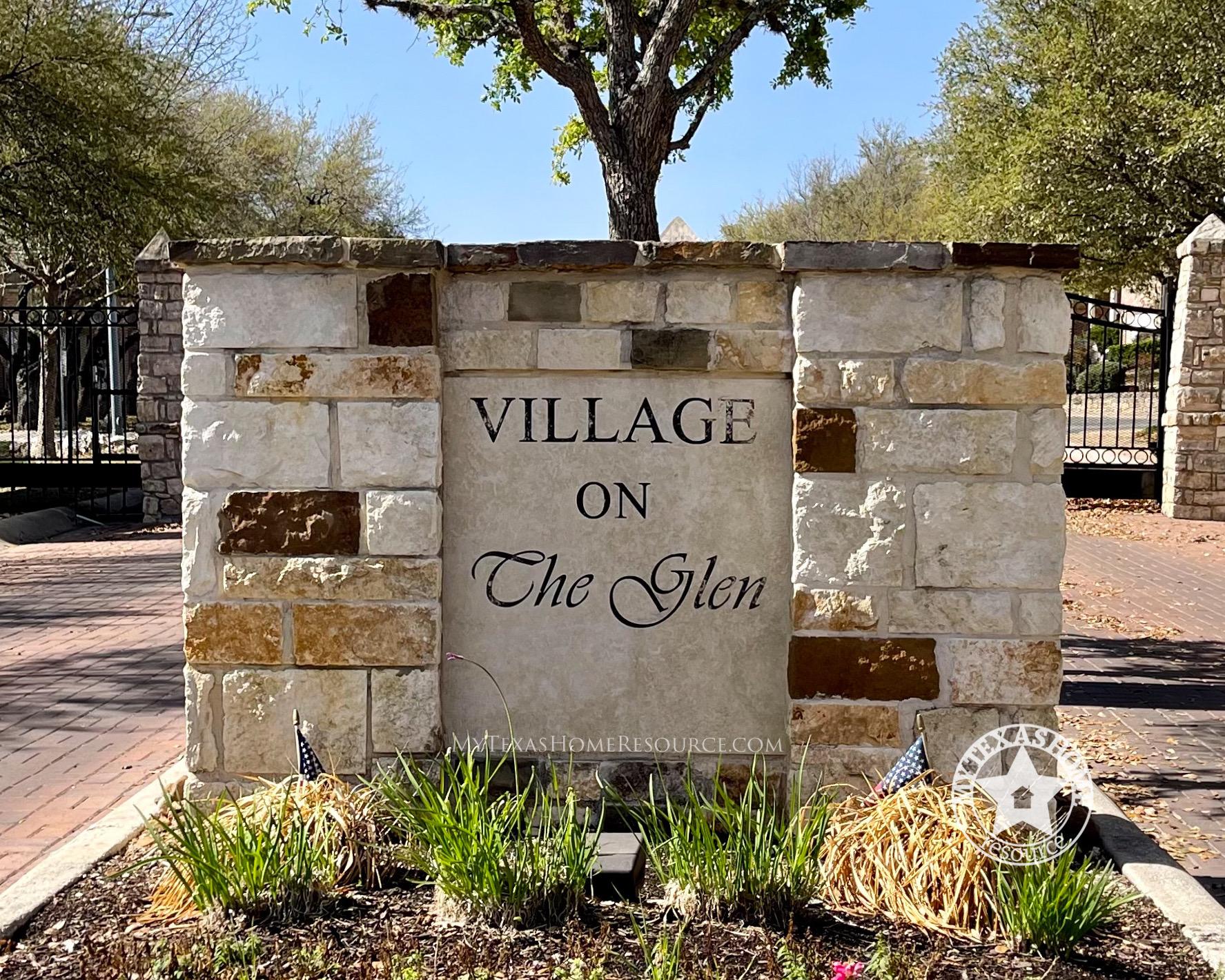 Village on the Glen Community San Antonio, TX