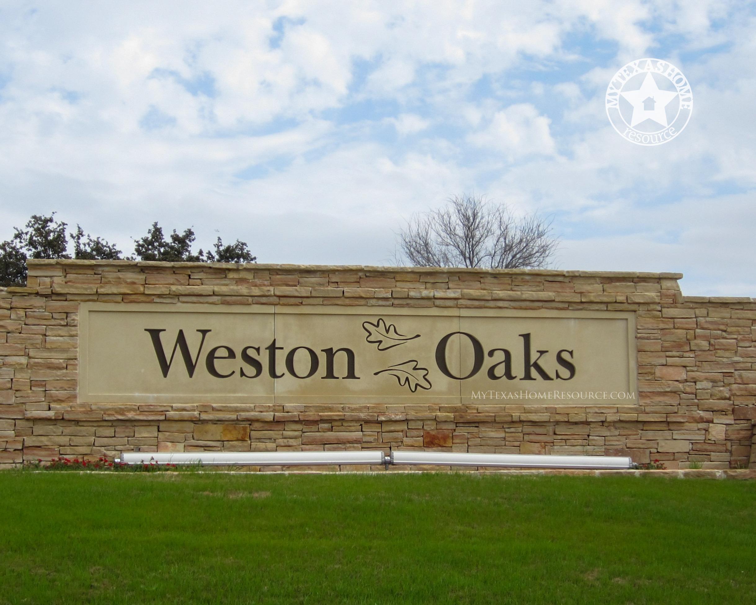 Weston Oaks Community