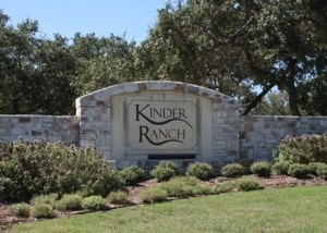 Kinder Ranch Community