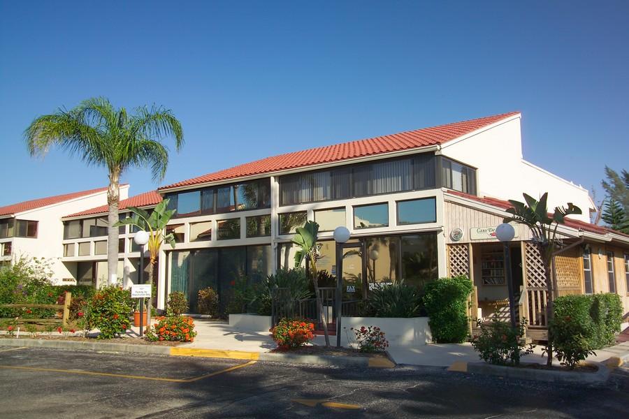 Casa Del Mar condos Longboat Key