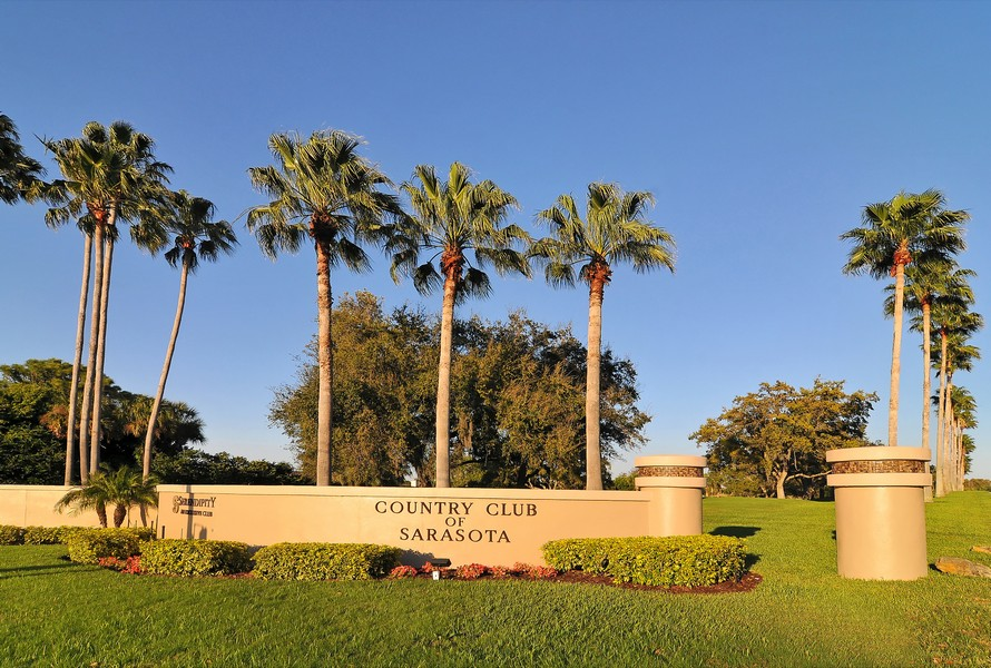Country Club of Sarasota homes