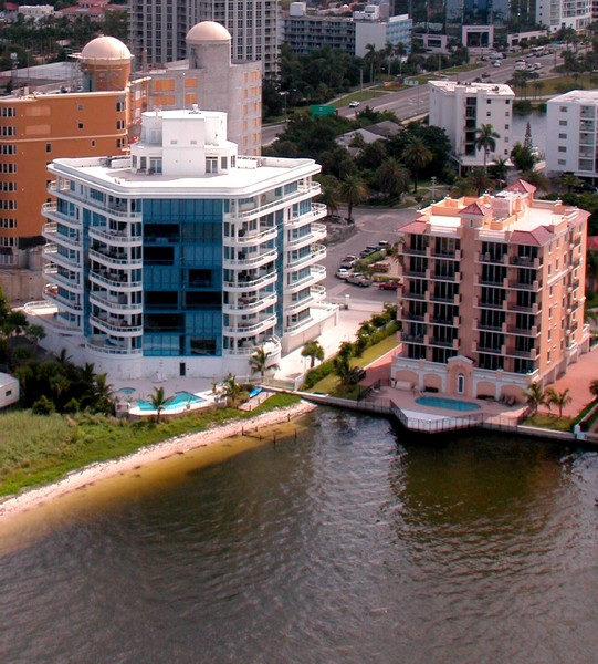 Golden Bay condos Sarasota