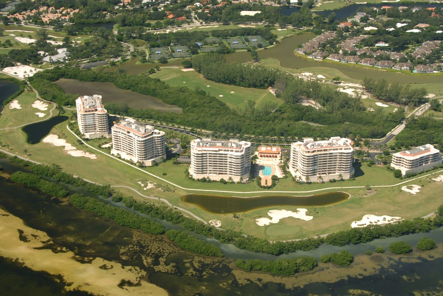Grand Bay condos Longboat Key