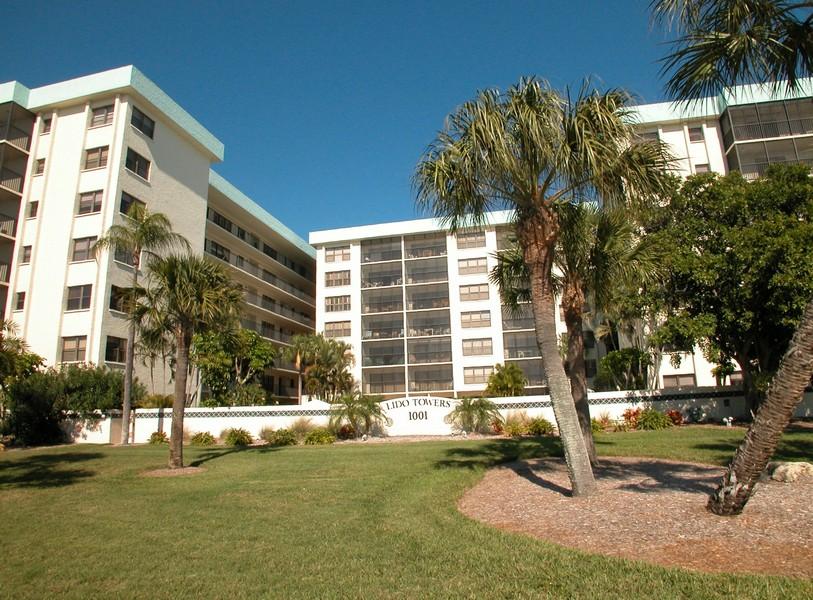 Lido Towers condos Sarasota