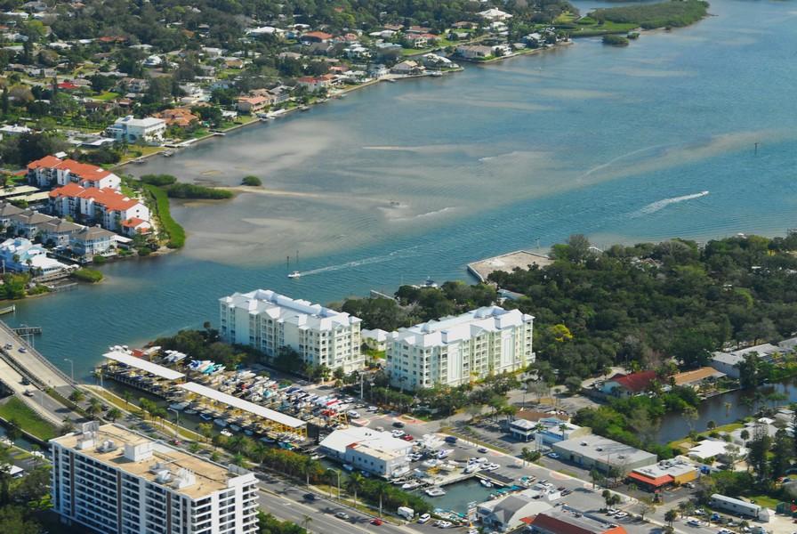 Marina del Sol condos Siesta Key