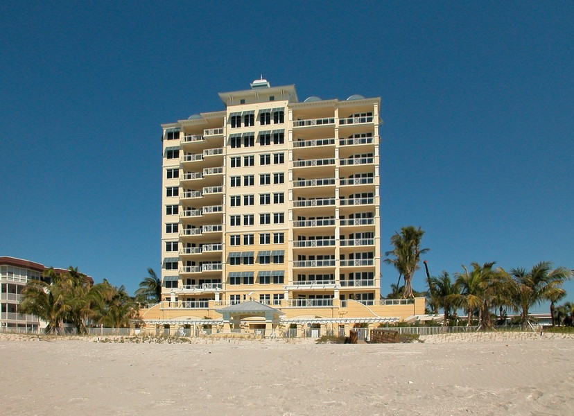 Orchid Beach Club condos Lido Key