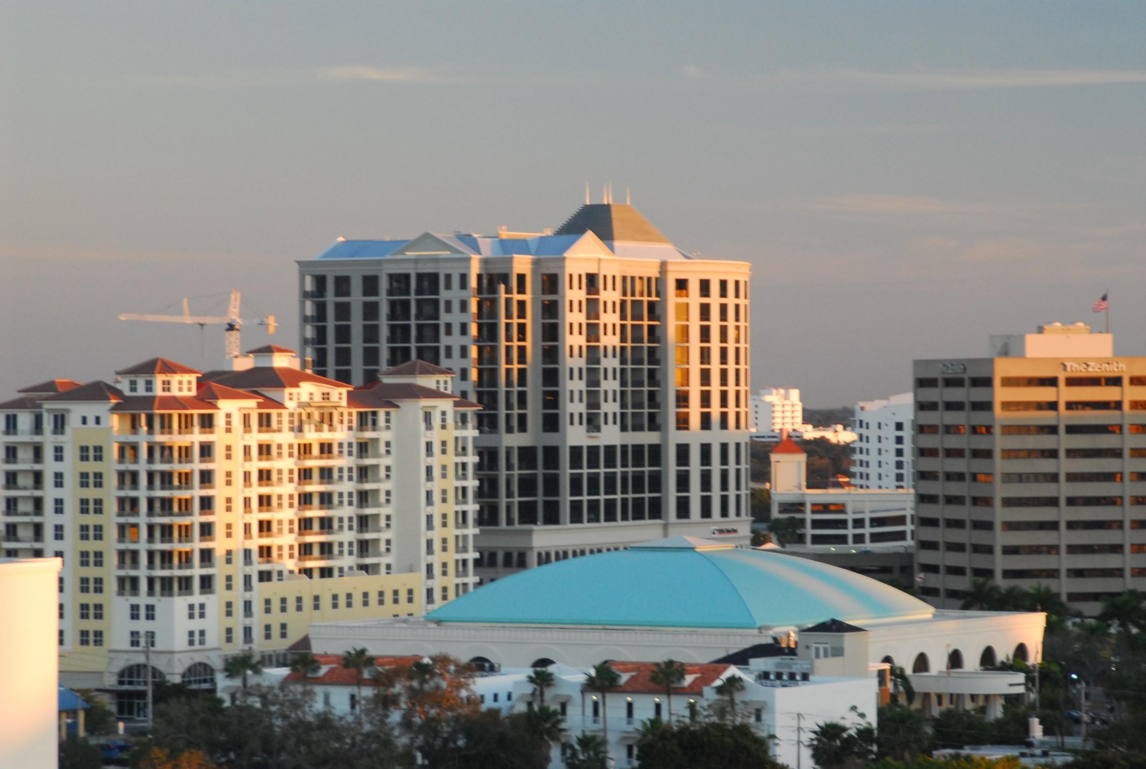 Plaza at Five Points condos Sarasota