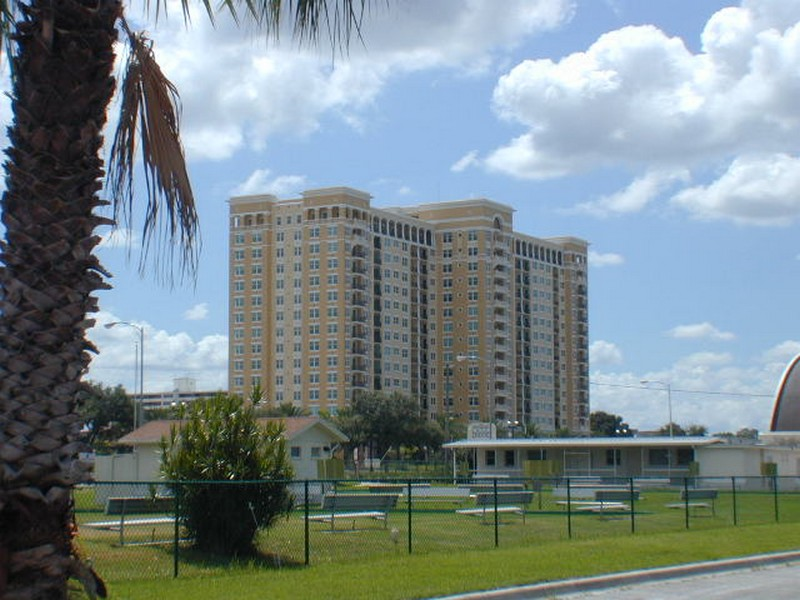 Renaissance condos in downtown Sarasota