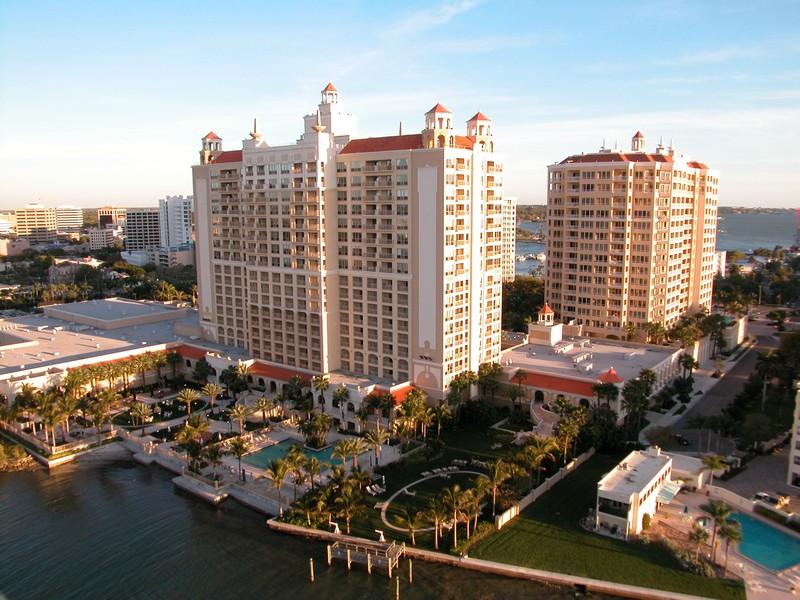 Ritz Carlton condos Sarasota