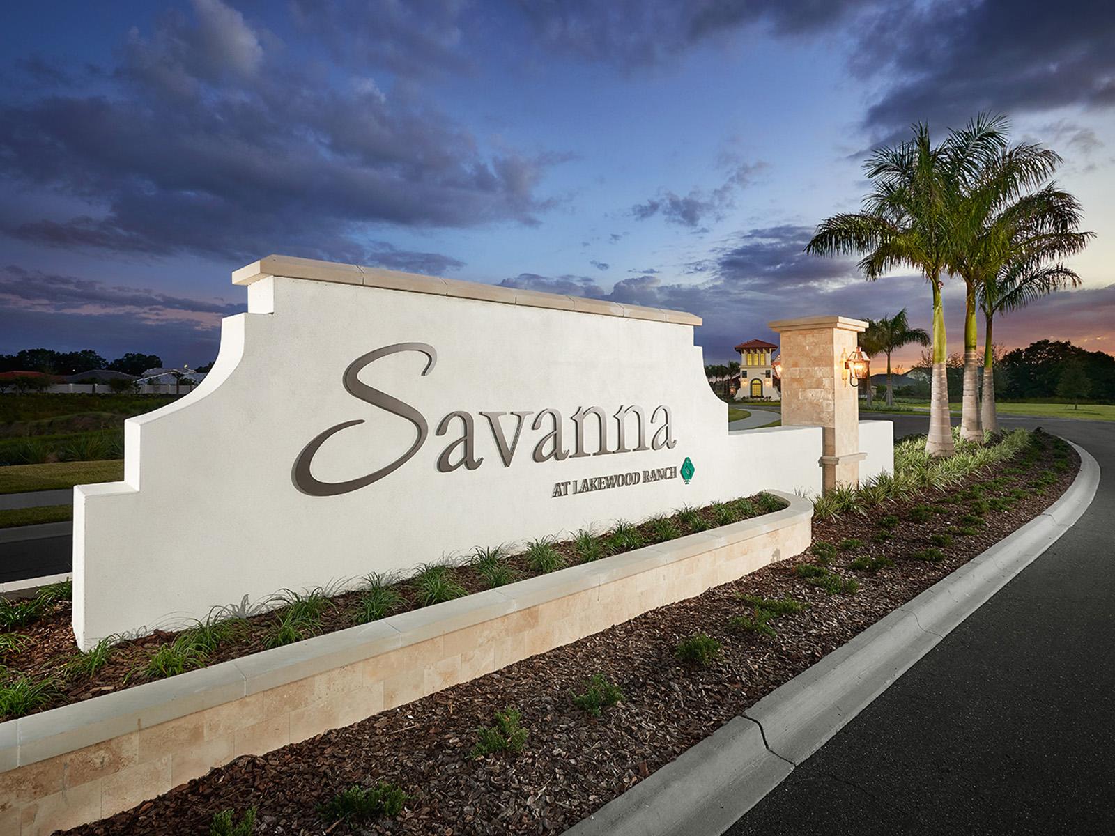 Savanna at Lakewood Ranch