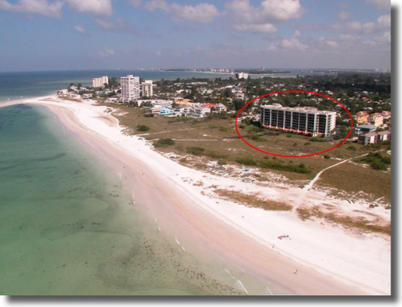 Siesta Gulf View condos