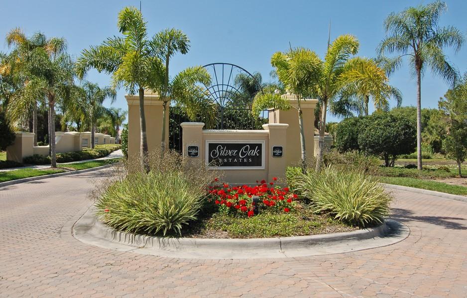 Silver Oak homes Sarasota