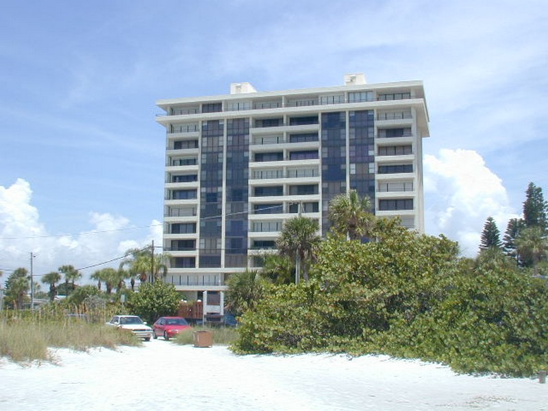 Terrace East condos Siesta Key