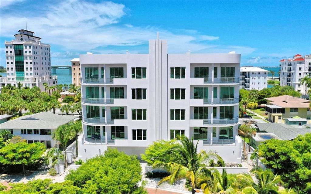 The Pearl condos Sarasota