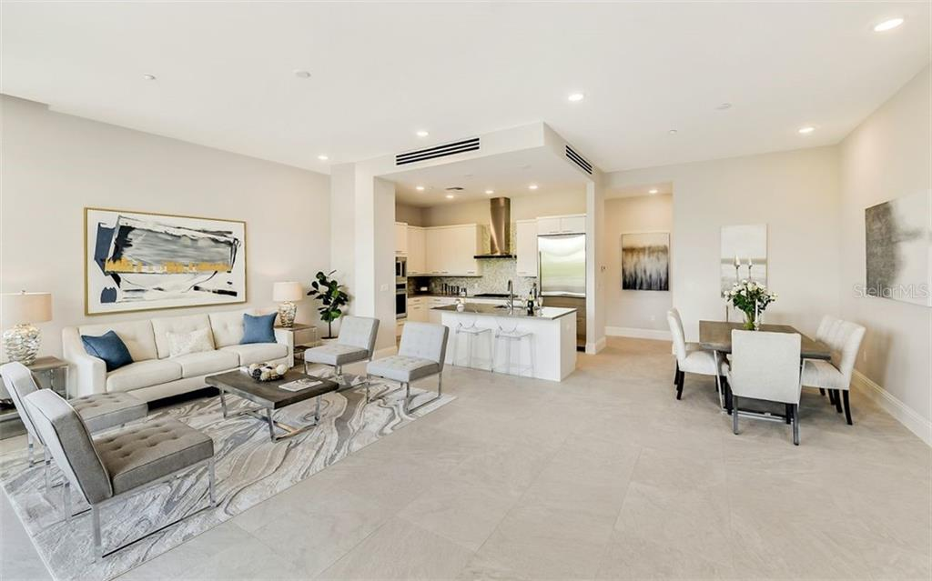 The Pearl - Kitchen-Dining Room