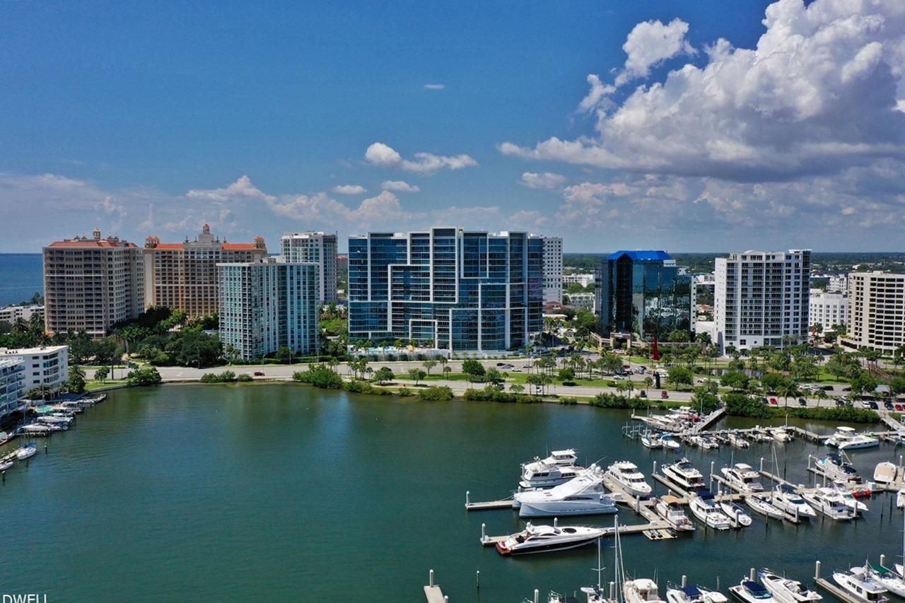 The Vue condos in Sarasota