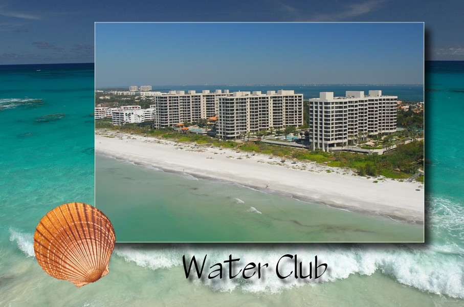 Water Club condos Longboat Key