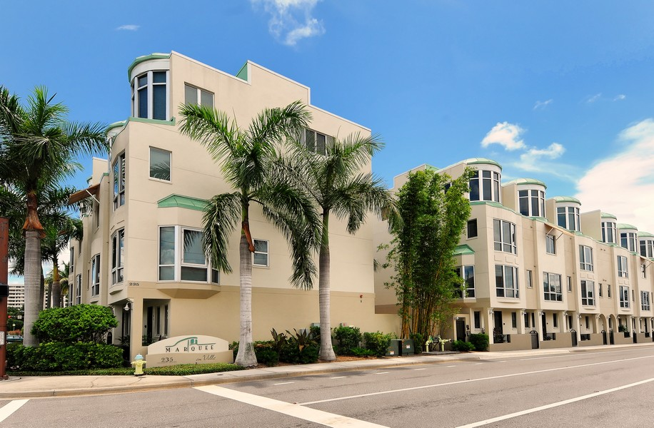 Marquee en Ville condos Sarasota