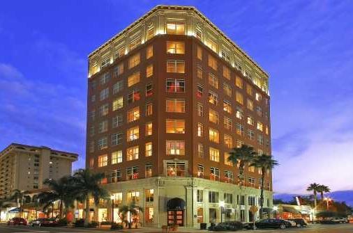 Orange Blossom Tower condos Sarasota