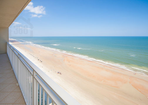 luxury condominium in Daytona Beach