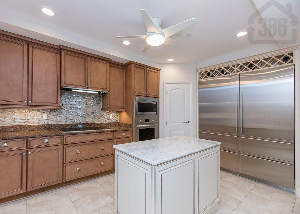 ocean villas 1005 kitchen