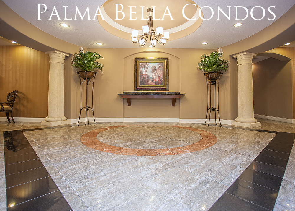 palma bella common area