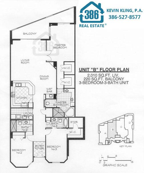 b unit floor