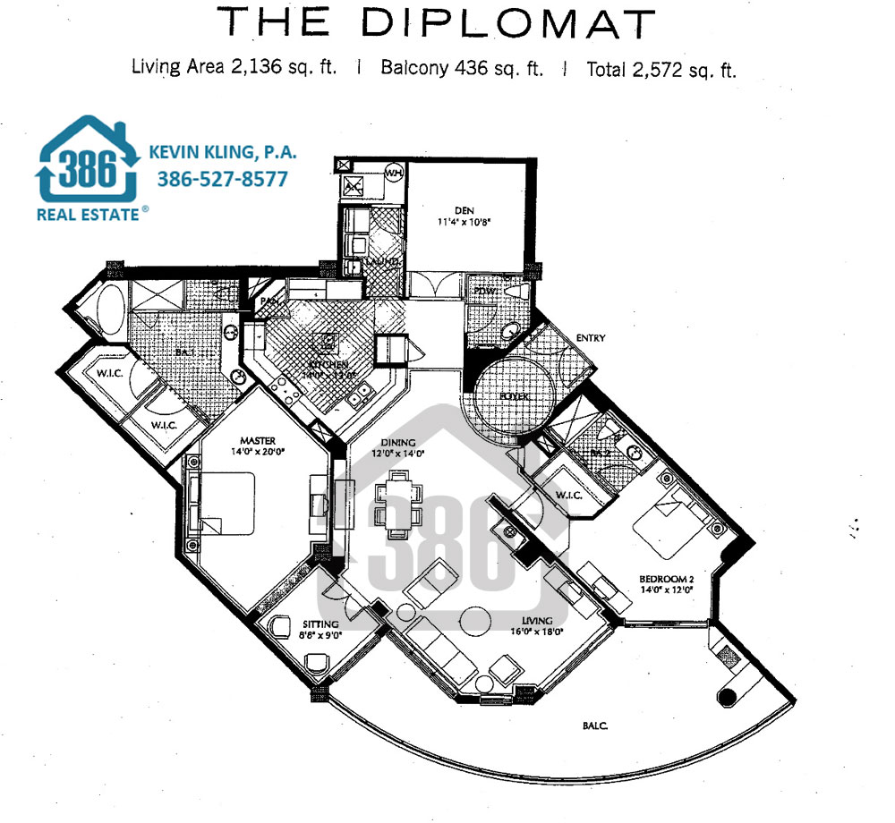 ocean villas diplomat