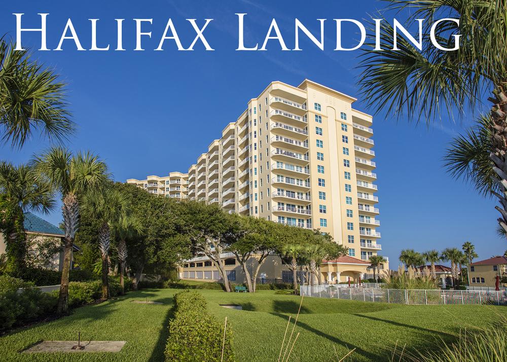 halifax landing exterior
