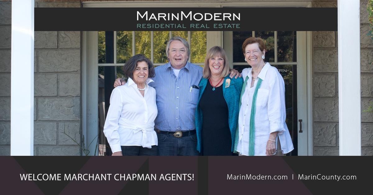 Marchant Chapman Realtors Marin County