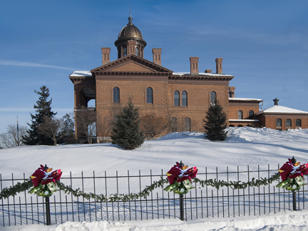 Stillwater's Historic Courthouse