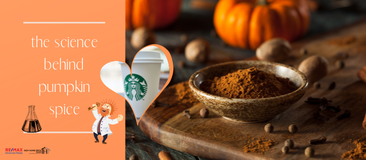 the science behind pumpkin spice latte