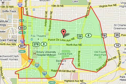 Zip Code 30308 Atlanta Real Estate | Homes & Condos for sale