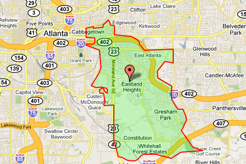 Zip Code 30316 Atlanta Real Estate Homes For Sale In Zip Code 30316
