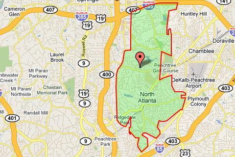 Zip Code 30319 Atlanta Real Estate Homes For Sale In Zip Code 30319