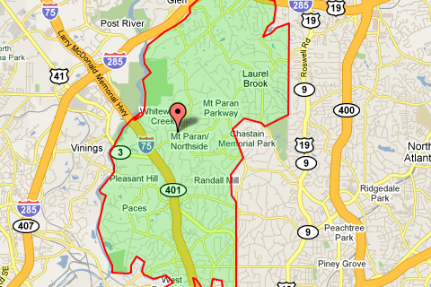 Buckhead Zip Code Map.Zip Code 30327 Atlanta Real Estate Homes For Sale In Zip Code 30327